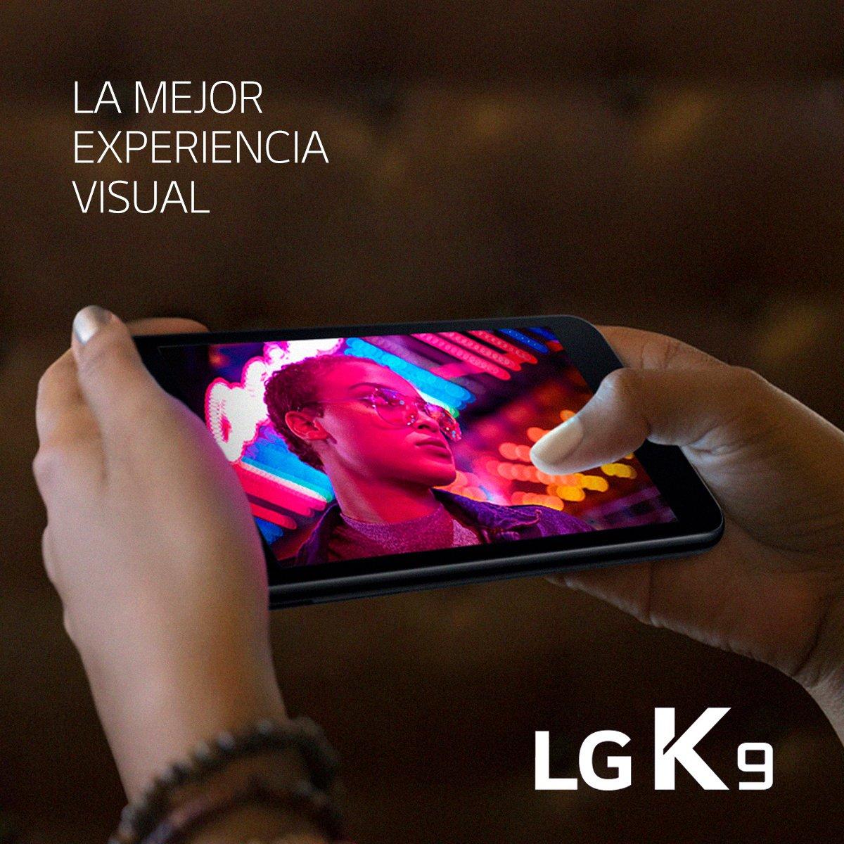 El placer de los detalles HD en tus manos! Descubrí la experiencia #LGK9 viendo tus series, juegos y películas con la mejor resolución. https://t.co/BtPNsTeyXQ