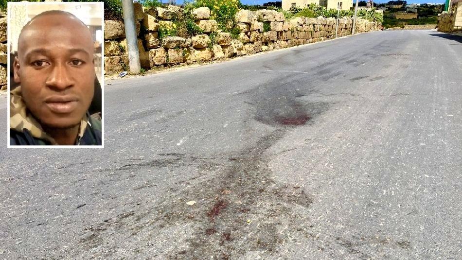 A Lassana Cisse lo asesinaron a sangre fría dos soldados en Malta. Detenido, uno de ellos ha reconocido su crimen racista sin pudor: Le disparamos porque era negro.
