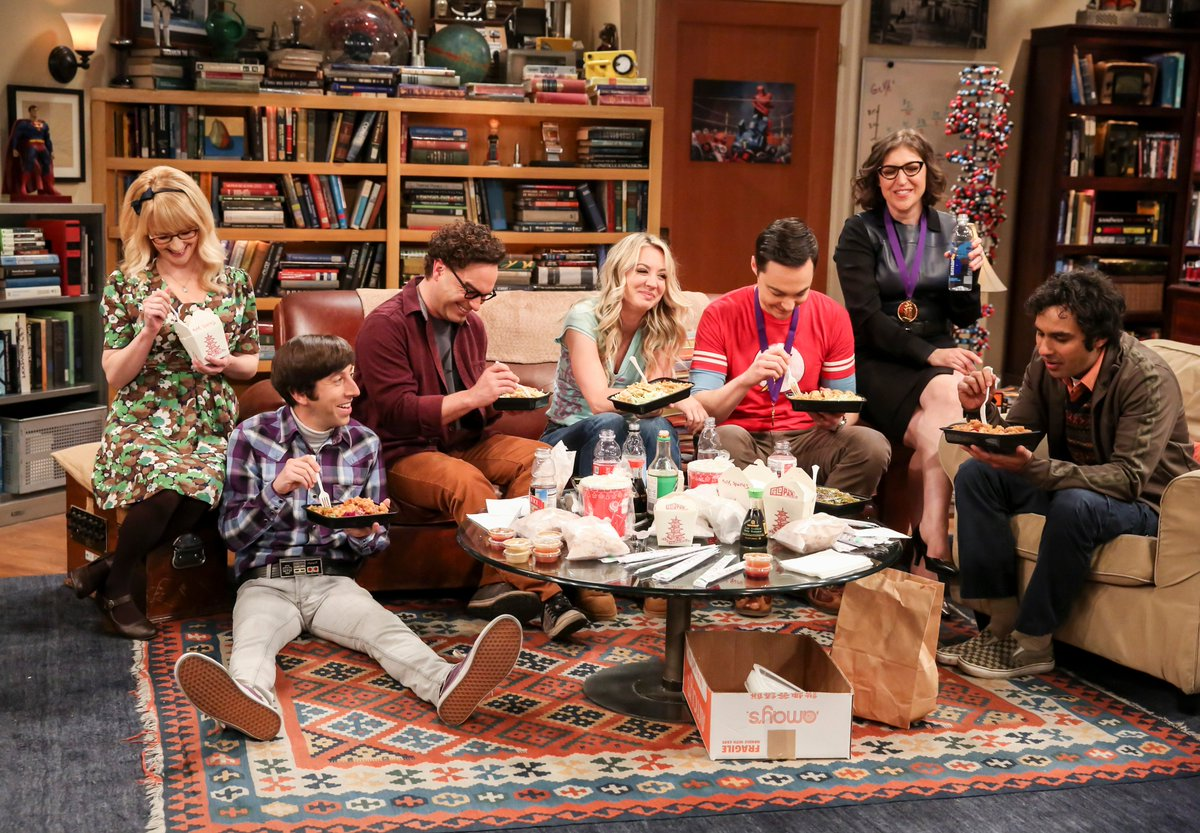 We loved The #BigBangTheory finale so much that were airing it again. Join us for a very special encore tonight at 8/7c!