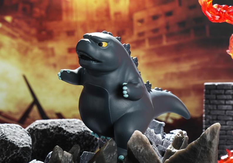 Godzilla-chan ❤️❤️