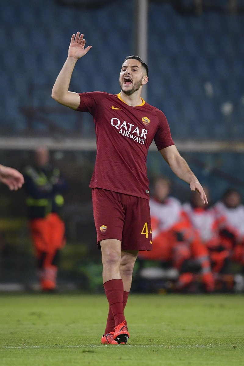 Juventus and Arsenal are to set to battle for Roma defender Kostas Manolas. Both clubs are prepared to meet the Greek centre-back's £31m release clause. (Source: Il Messaggero)