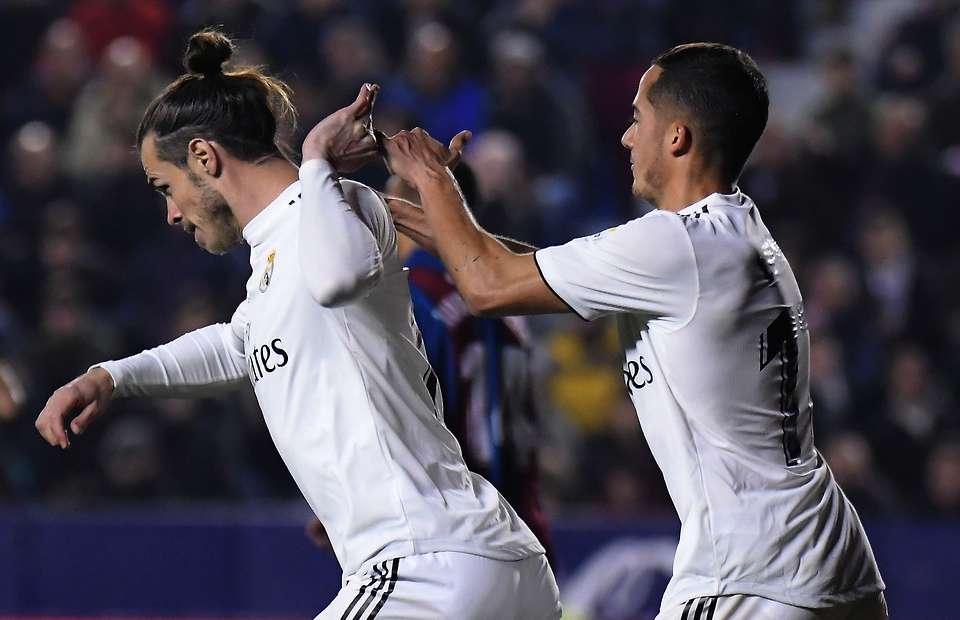 Real Madrid will allow Luka Modrić, Gareth Bale and Lucas Vázquez to leave the club if they receive a suitable offer. (Source: El Chiringuito)