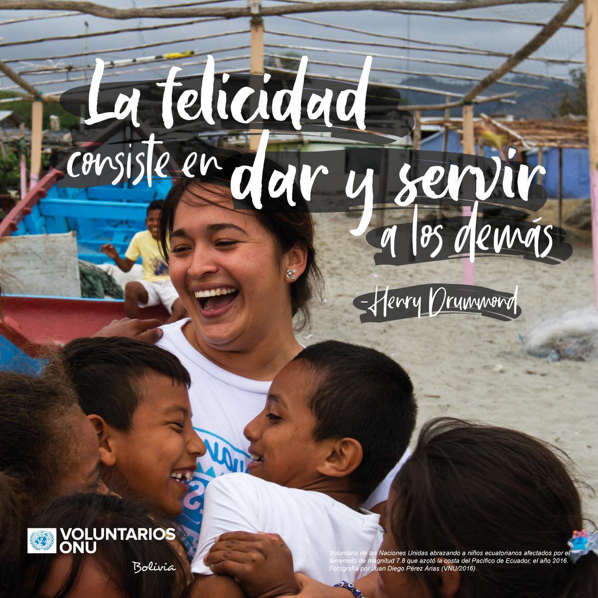VNU Bolivia's photo on #MotivationMonday