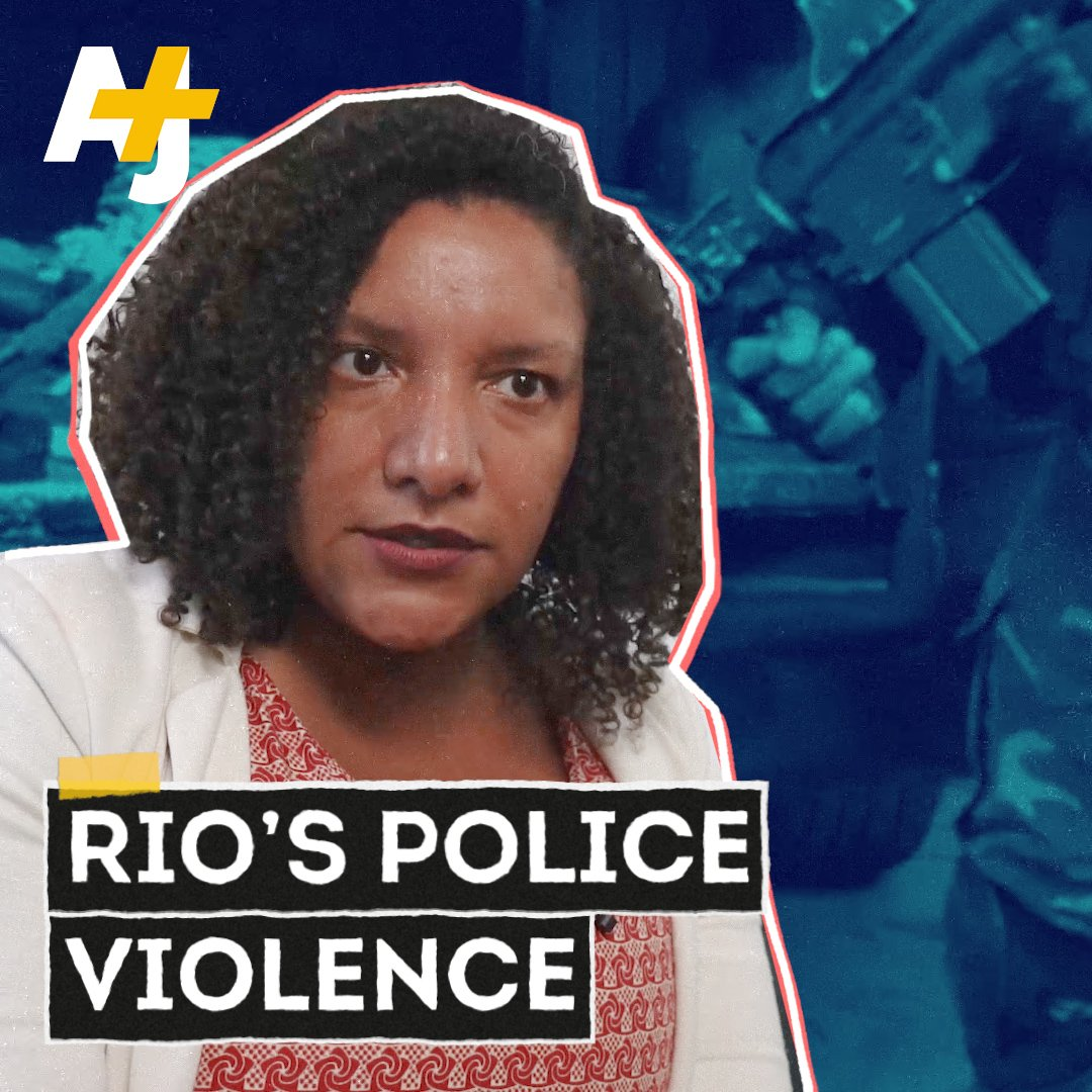 Police killings are at a record high in Rio de Janeiro, Brazil. And a state legislator says the governor is to blame.