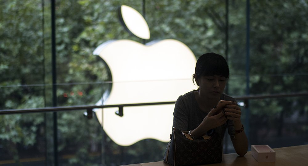 Chinese users call for #boycott of @Apple phones due to US trade war sptnkne.ws/m3fj #China