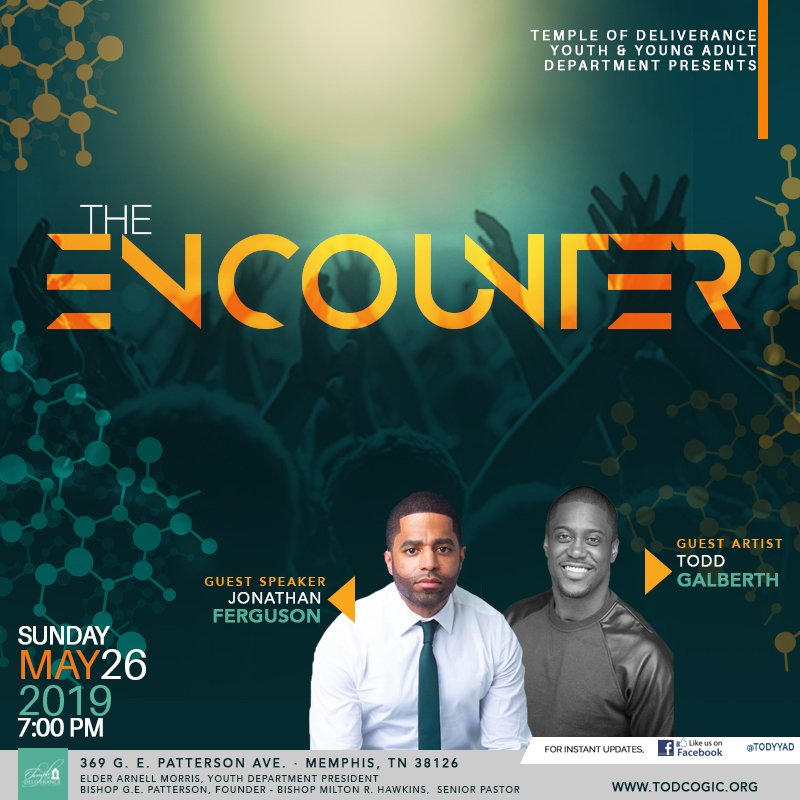 We're just days away from our #TheEncounter!    #Like #Share #TagAFriend <br>http://pic.twitter.com/qpLQWA6qD9