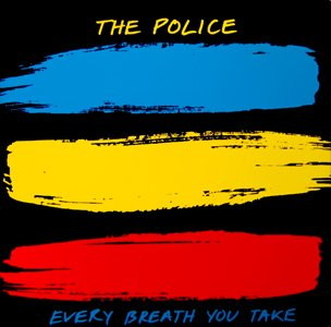 On this date in 1983 The Police released their hit single Every Breath You Take from their album Synchronicity. The song is considered to be both the Polices and Stings signature song. #80s #80smusic