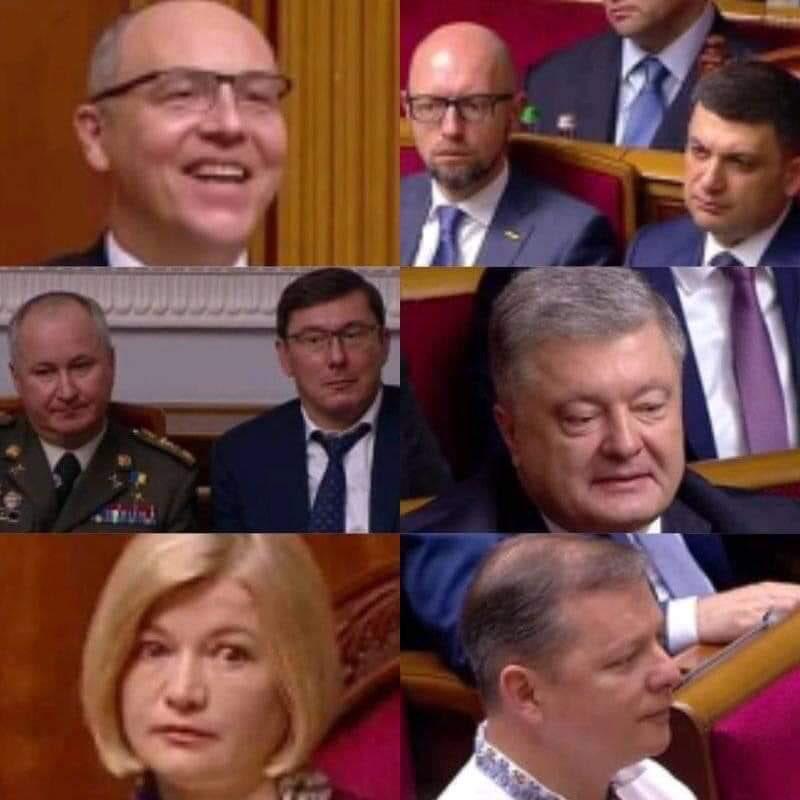 Дякую, було весело... Інавгурація Володимира Зеленського в ФОТОжабах - Цензор.НЕТ 4901