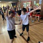 Image for the Tweet beginning: Some KS2 children enjoyed a