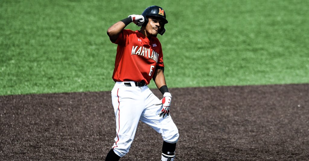 .@AJ_Lee02 was on  this week  .588/1.235/.632 Four multi-hit games Homers in three straight games  Walk off tank   He is your Big Ten Player of the Week! #DirtyTerps<br>http://pic.twitter.com/f9wz2zHhxe