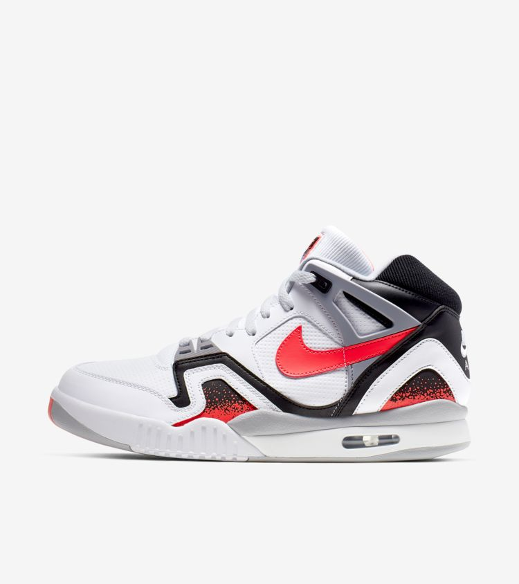 """Nike Air Tech Challenge II """"Hot Lava"""" releases May 24th $130 -> https://go.j23app.com/c3o"""