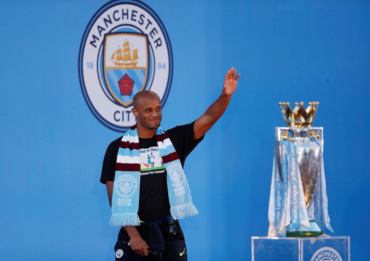 A day that will live long in the memory for @ManCity and their fans 🏆