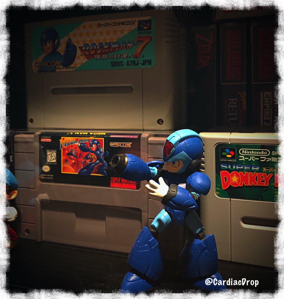 Blue Bomber love 💥 #MegamanWeek