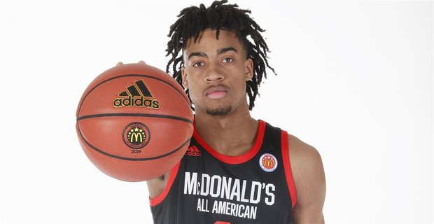 Five-star forward Trendon Watford just verbally committed to LSU, he tells @247Sports | Story: 247sports.com/college/basket…