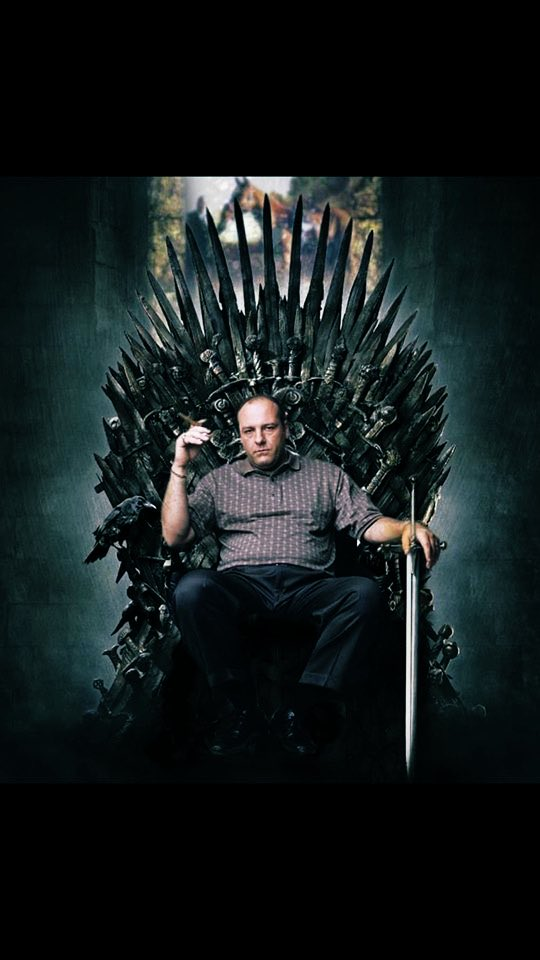 Imagine thinking there's a TV out there better than The Sopranos. Imagine being wrong. @TheSopranosQ