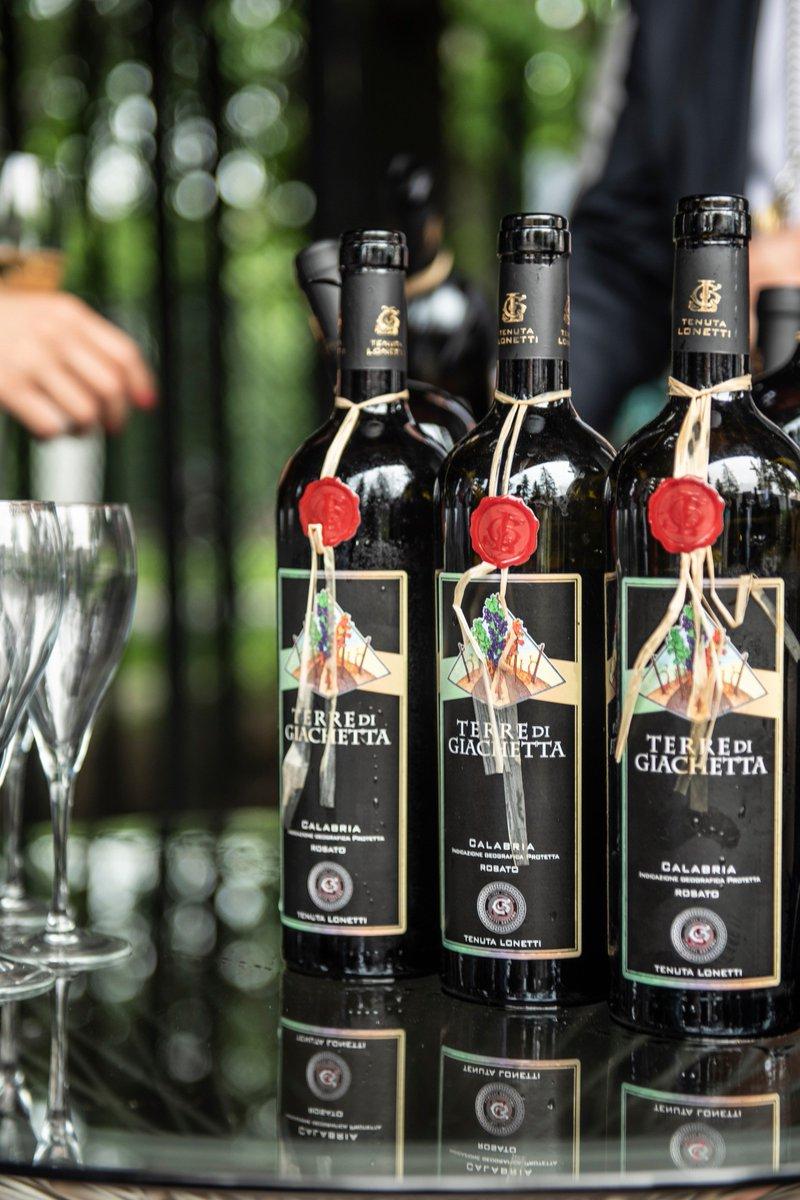 #MasterTennis&Food #In abbinamento alla pasta all'amatriciana, il vino rosso Terre di Giacchetta di Calabria, proposto, selezionato e distribuito in Bulgaria da @Ferrerigroup in Bulgaria. @CCIE_Bulgaria #madeinitaly #vinorosso #specialitacalabrese #regionitaliane