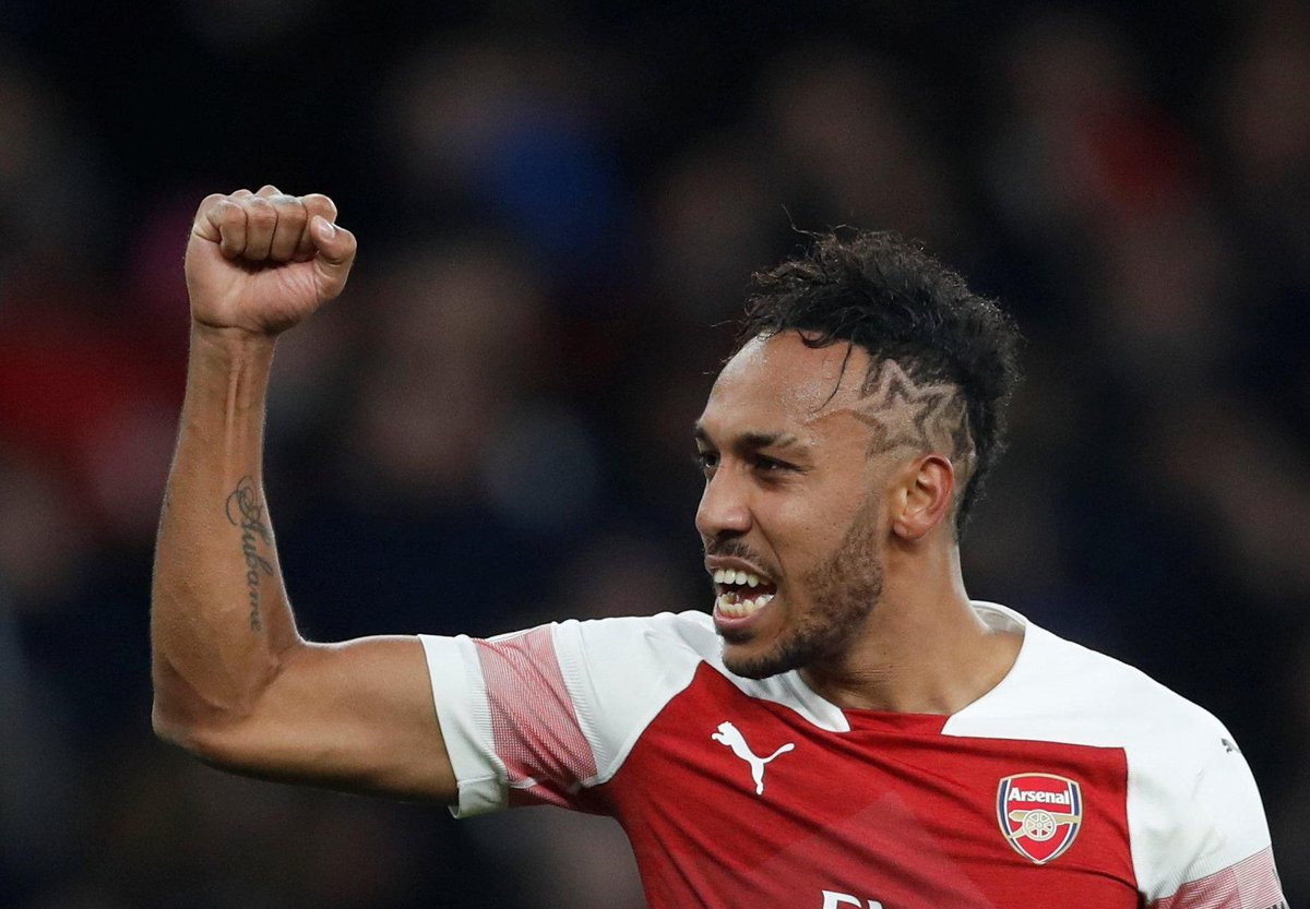 "Pierre-Emerick Aubameyang: ""It was challenging for me to come to Arsenal &amp; impose myself... now I want my name to become a legend there."" [RMC] <br>http://pic.twitter.com/wfDCq40Yzd"