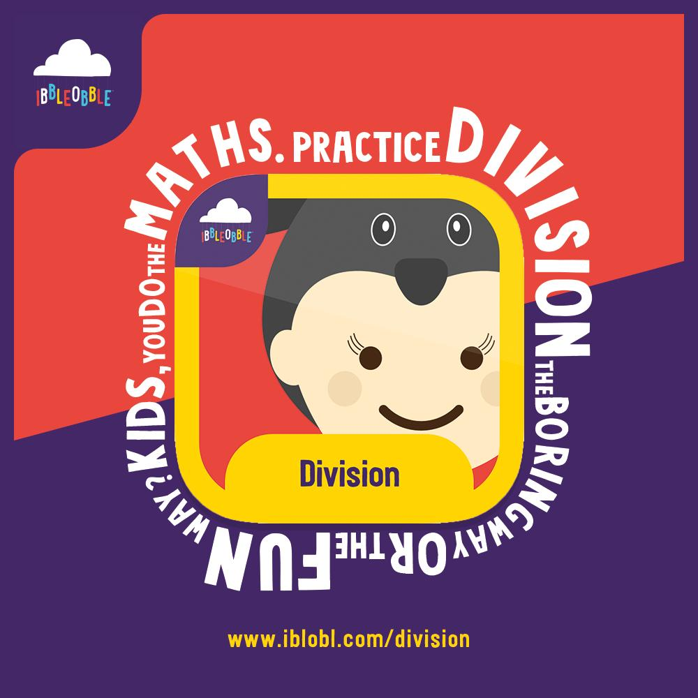 #Practice #Division the #FUN way! You do the #Maths!  https://buff.ly/2W9OjvV   #Games #AppStore #App #Apple #mathematics #Play #Game #Fun #FunTimes #School #Schooling #Homeschool #Education #Educational #educationalgames #MondayMotivation #MondayMood