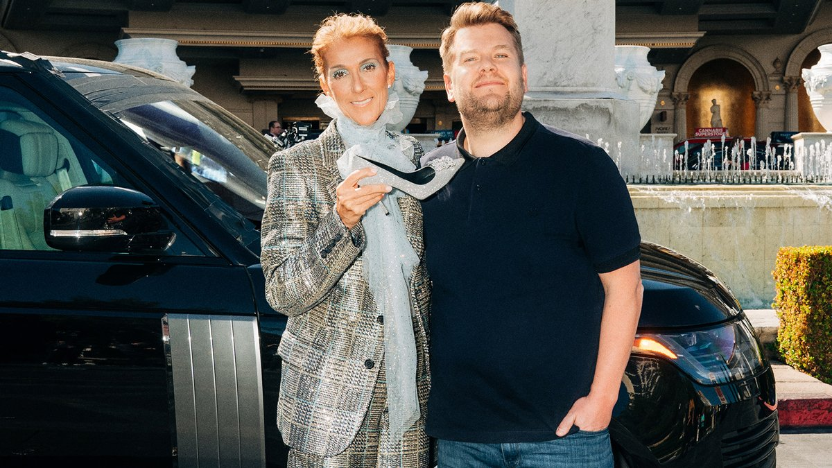 Watch the @latelateshow #CarpoolKaraoke Primetime Special now, featuring an all-new #CarpoolKaraoke with the one and only @celinedion: bit.ly/30uG39b