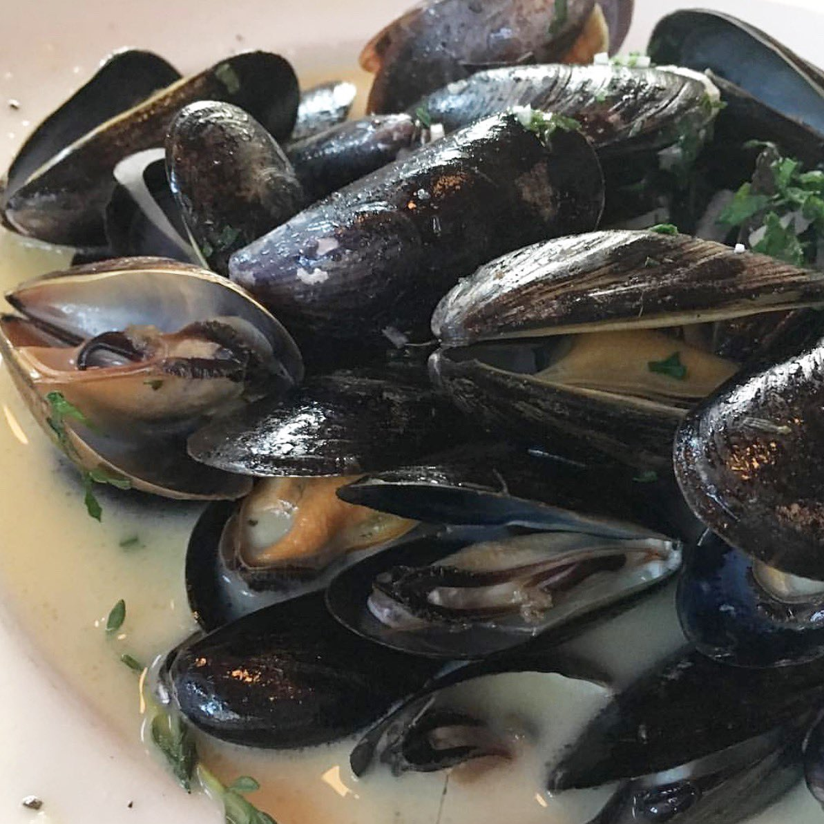 Moules frites. #food #gourmet #gourmetpleasures  #magazine #photooftheday #instagood #instafood #foodporn #picoftheday  #restaurant #chef  #eat  #bestoftheday   #dinner #lunch #breakfast #miami #usa #florida #moules #moulesfrites