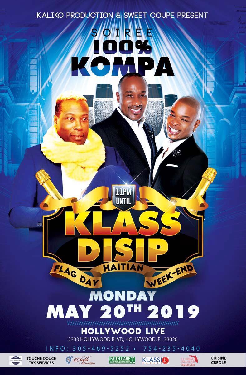 Tonight Tonight Tonight!!!!!!!!!!! Klass and Disip at Hollywood Live. Ret Nan Liy Ou.... We'll see you tonight!!! Aya Man. #RetNanLiyOu #Klass #Klassitis #Miami #HaitianFlagWeekend