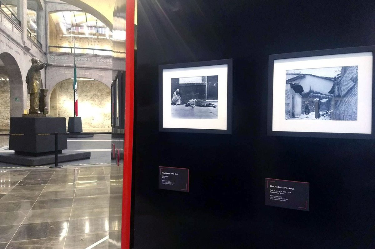 En 1938, la fotógrafa volvería a la tierra azteca con el nombre de María, tras la apertura para recibir a los exiliados por la Guerra Civil Española, a la que Tina acudió como corresponsal es.rt.com/6rb0