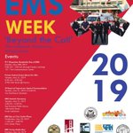 Image for the Tweet beginning: 🚨May 19-25 is National EMS