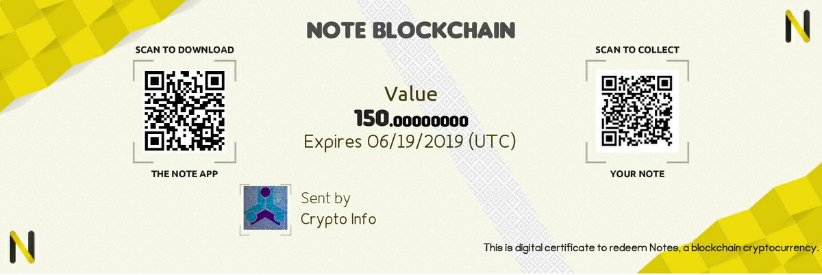Tweet by @CryptoinfoNet