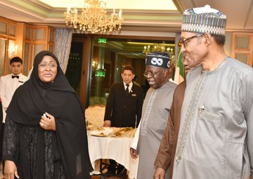 View image on Twitter see!!! the real reason tinubu stormed saudi arabia, to meet with buhari SEE!!! THE REAL REASON TINUBU STORMED SAUDI ARABIA, TO MEET WITH BUHARI D7Cb7WmX4AAsbFr format jpg name 360x360