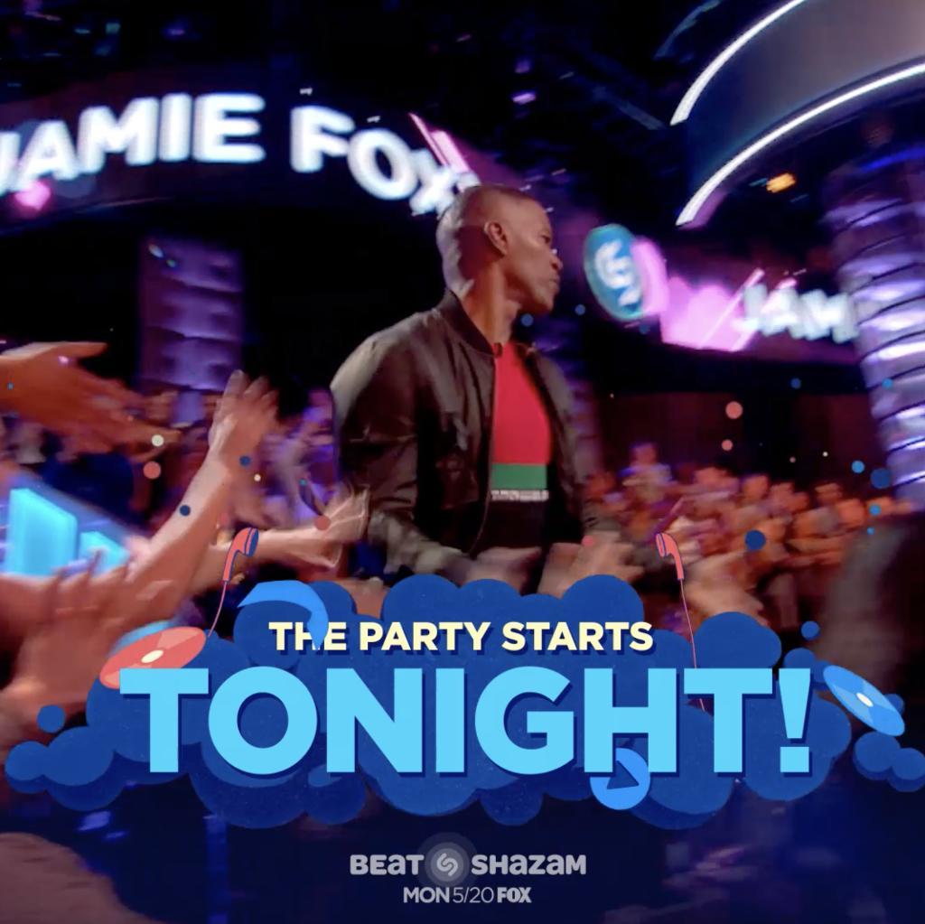 Don't miss the premiere of @BeatShazamFOX tonight at 8/7c on @FOXTV. Make sure to @Shazam to play along! #BeatShazam