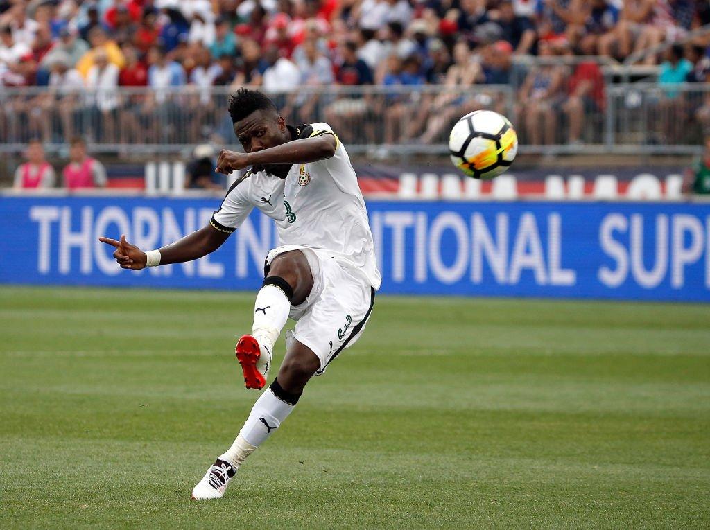 Takım kaptanlığı alınan Asamoah Gyan, Afrika Kupası öncesi Gana Milli Takımını bıraktığını açıkladı. Gana Milli Takımının kaptanlığına Andre Ayewin getirileceği konuşuluyor.
