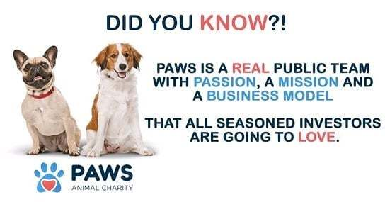 Tweet by @pawsfund