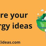 Image for the Tweet beginning: 💡 What's your big idea?