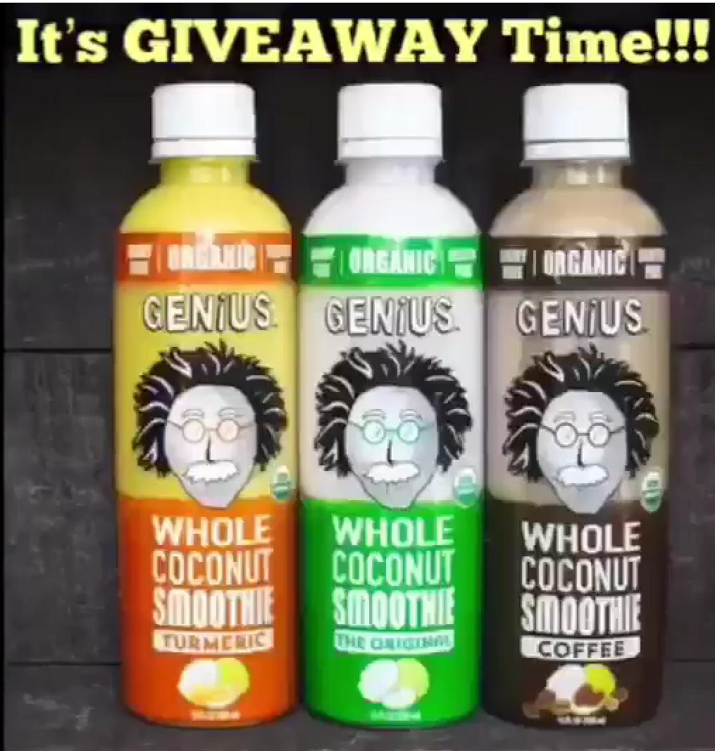 Here is some #MondayMotivation! Check our #Instagram for a chance to win our #organic #coconut #smoothies! #plantbased #vegan #nutrition #cleaneating #healthychoices #healthylifestyle #HealthyLife #wellness #yoga #fitness #gymlife #sustainability #giveaway #entrepreneurs #contest