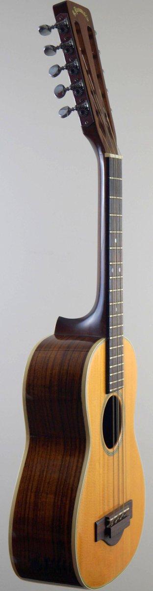 Kasuo Yasuma T25 Ten string Ukulele