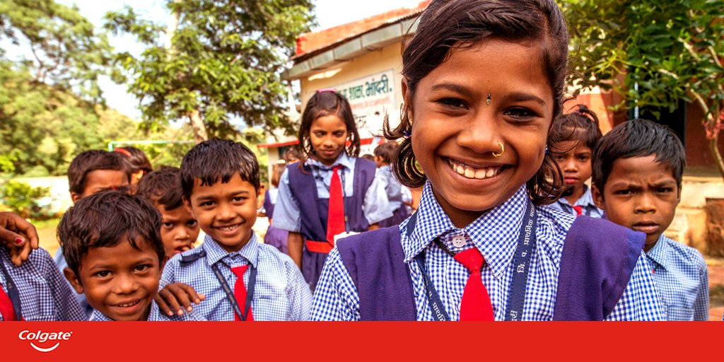 Our NEW #Sustainability Website and 2018 Report is now live! Learn how we're promoting children's oral health, saving water, reducing plastic waste, and much more as we work together, Building a Future to Smile About. Check out our report here: http://bit.ly/2MbIgmT #Smile