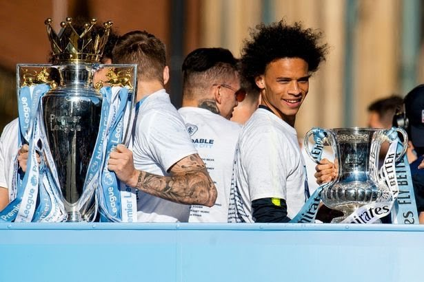 Bayern Munich believe they will land Leroy Sane from Manchester City this summer.  The German champions are aware that City manager Pep Guardiola would let the 23-year-old winger leave the Etihad. [Daily Mirror]