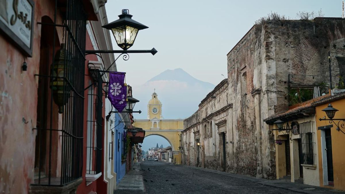 Antigua: Central America's most charming city.  via CNN:  https://buff.ly/2WacxpO  #Travel #Guatemala #Antigua #Destinations #CentralAmerica #ttot #feedly