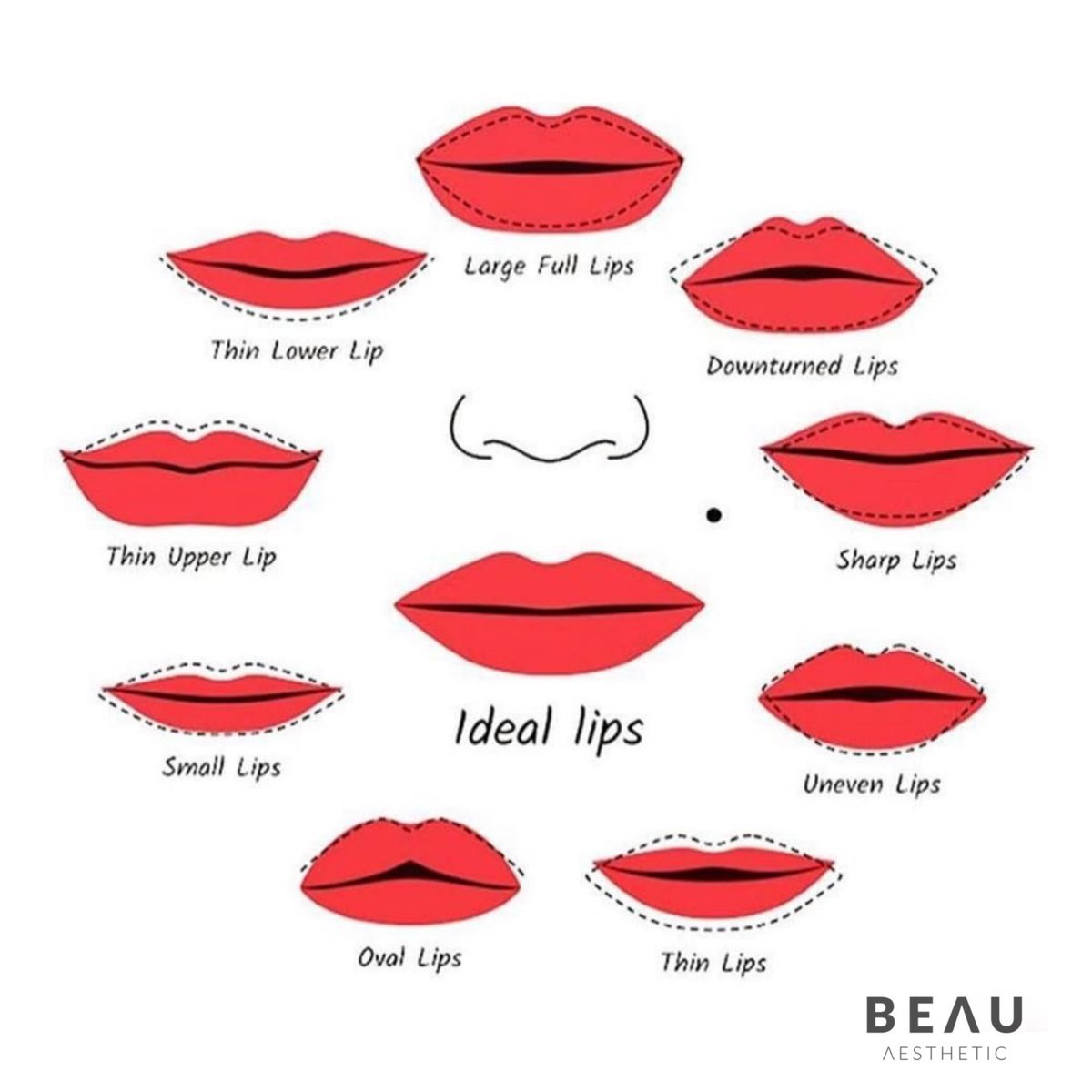 губы какие бывают картинки нужно знать