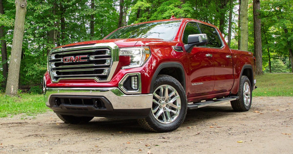 2020 #GMC #Sierra 1500 gets more technology, revised powertrain lineup https://cnet.co/2VCqOHA