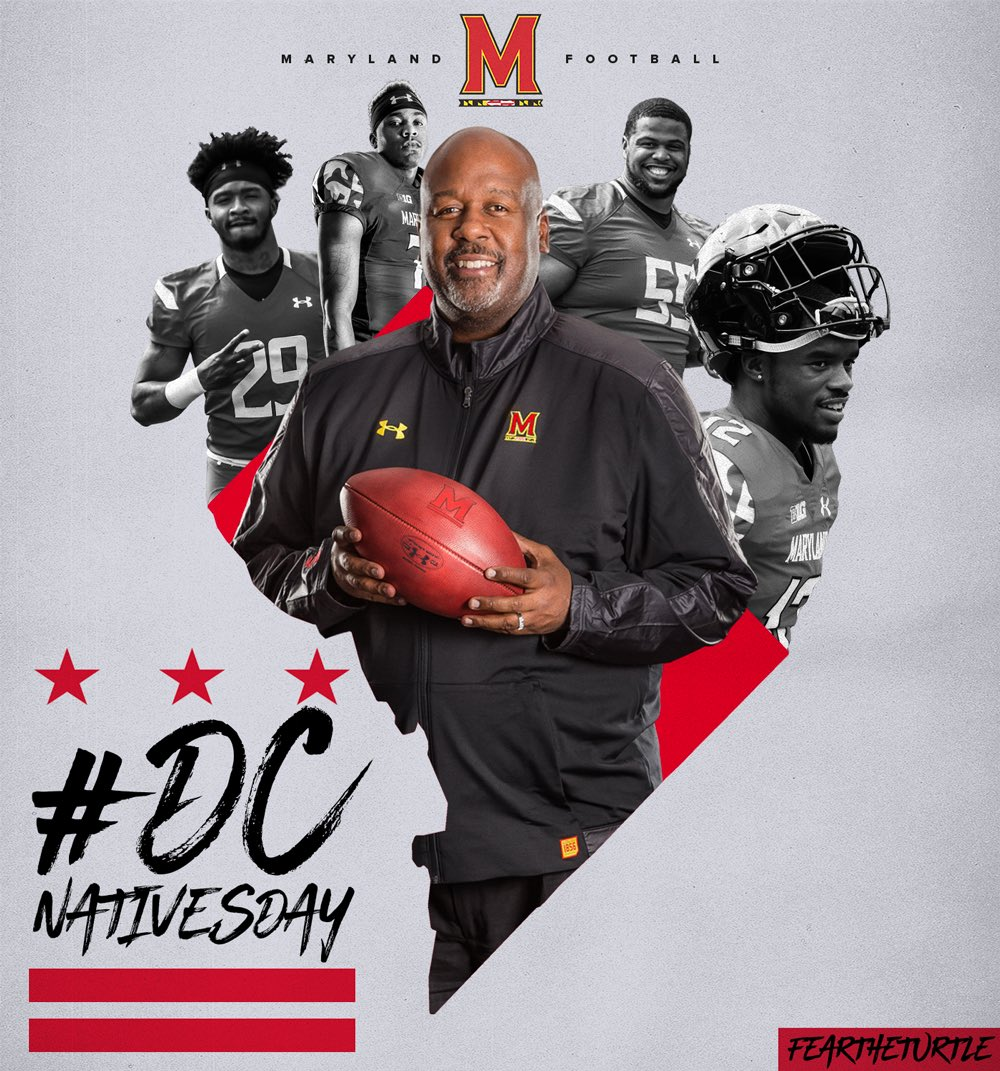 Happy #DCNativesDay to all our Terps from The District!  Run[D]MV   #FTT<br>http://pic.twitter.com/djcX43lu9D