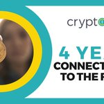 Image for the Tweet beginning: We have 4 years #connecting