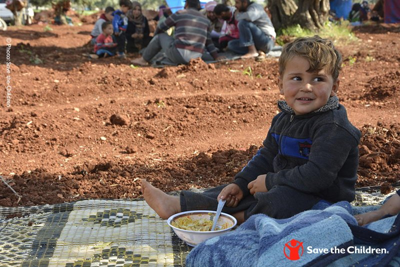 Thousands of families — including 80,000 children — have  been forced to flee escalating violence in northwest #Syria. At least 38 children have been killed and 46 were injured in shelling on northwest Syria since April 1. Learn more: http://ow.ly/aEdi50ukhhc