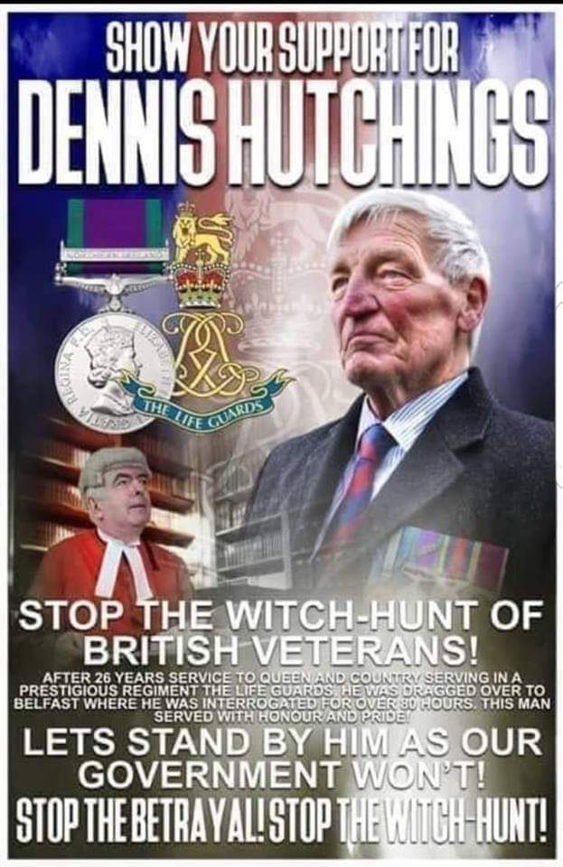 #SoldierF #soldierAtoZ when did innocent until proven guilty end in this Country ? This man is a hero, not a murderer. @stand_soldier @GanglSepp @Justice4NIvets @ClarkAndSonLtd @JH_1970 @jamesdeeganMC @bigphilcampion @supportourparas