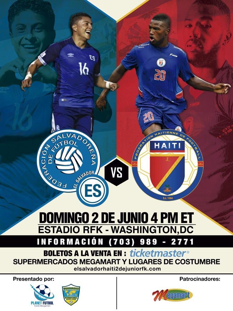 Juego amistoso contra  Haiti el domingo 2 de junio del 2019. D7CrmbnWsAIBDIs