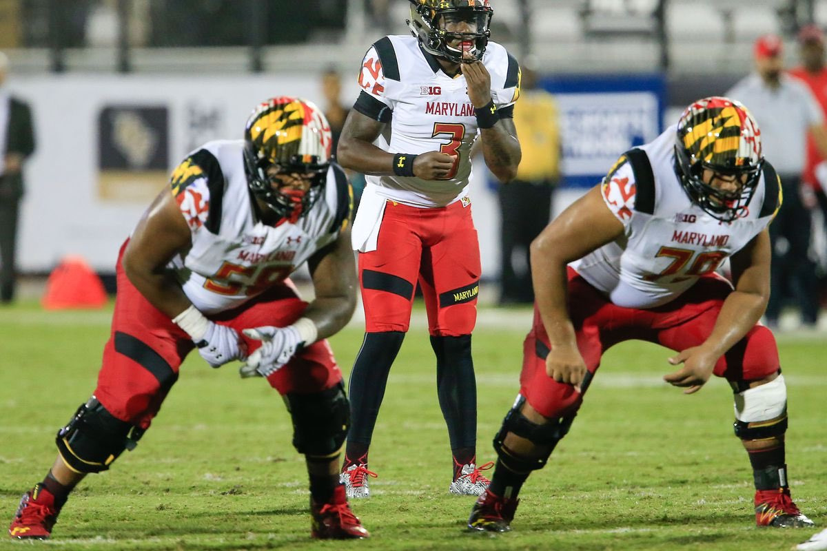 I am happy to announce I have received an offer from the University of Maryland! #Terps #BIG10 #AMDG<br>http://pic.twitter.com/zRCshp0z8Q