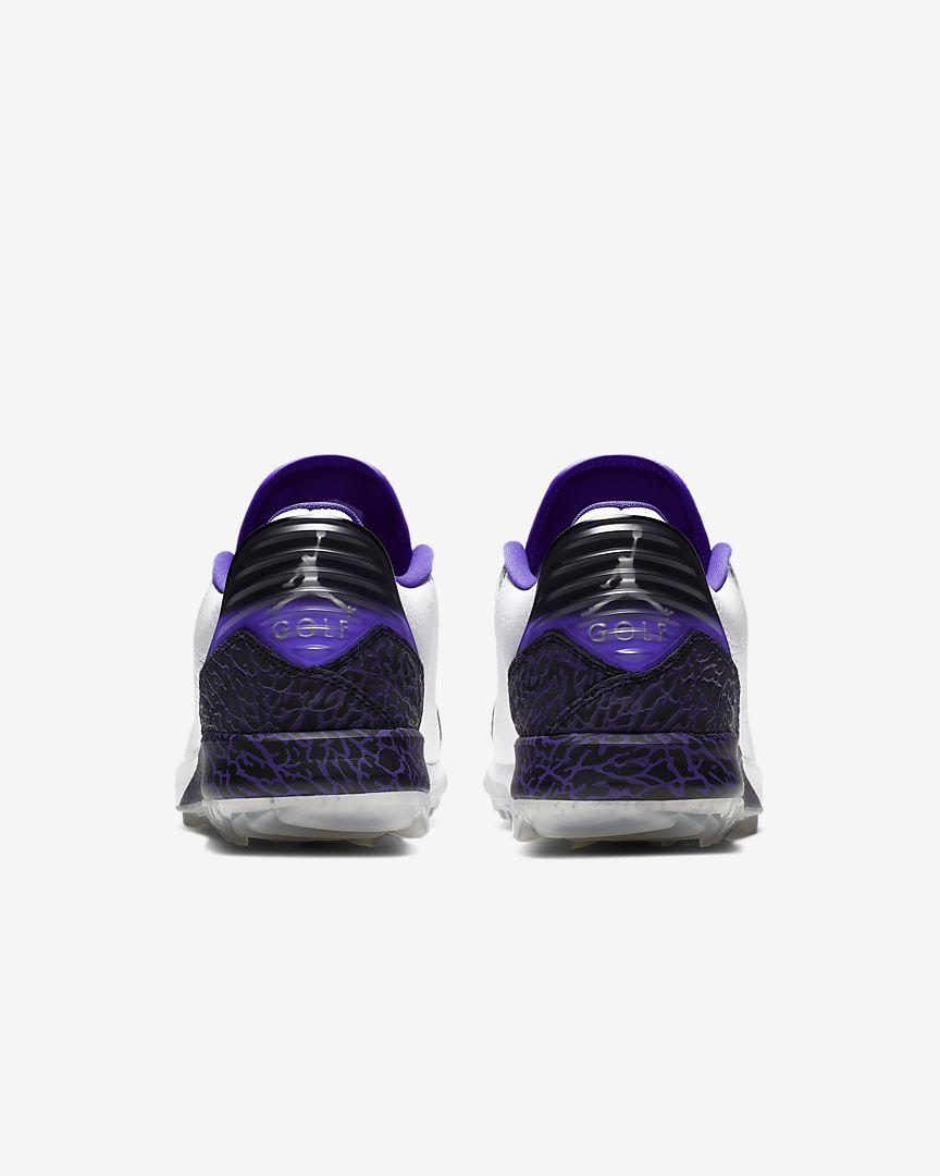 Ad: NEW Jordan ADG Golf Shoe
