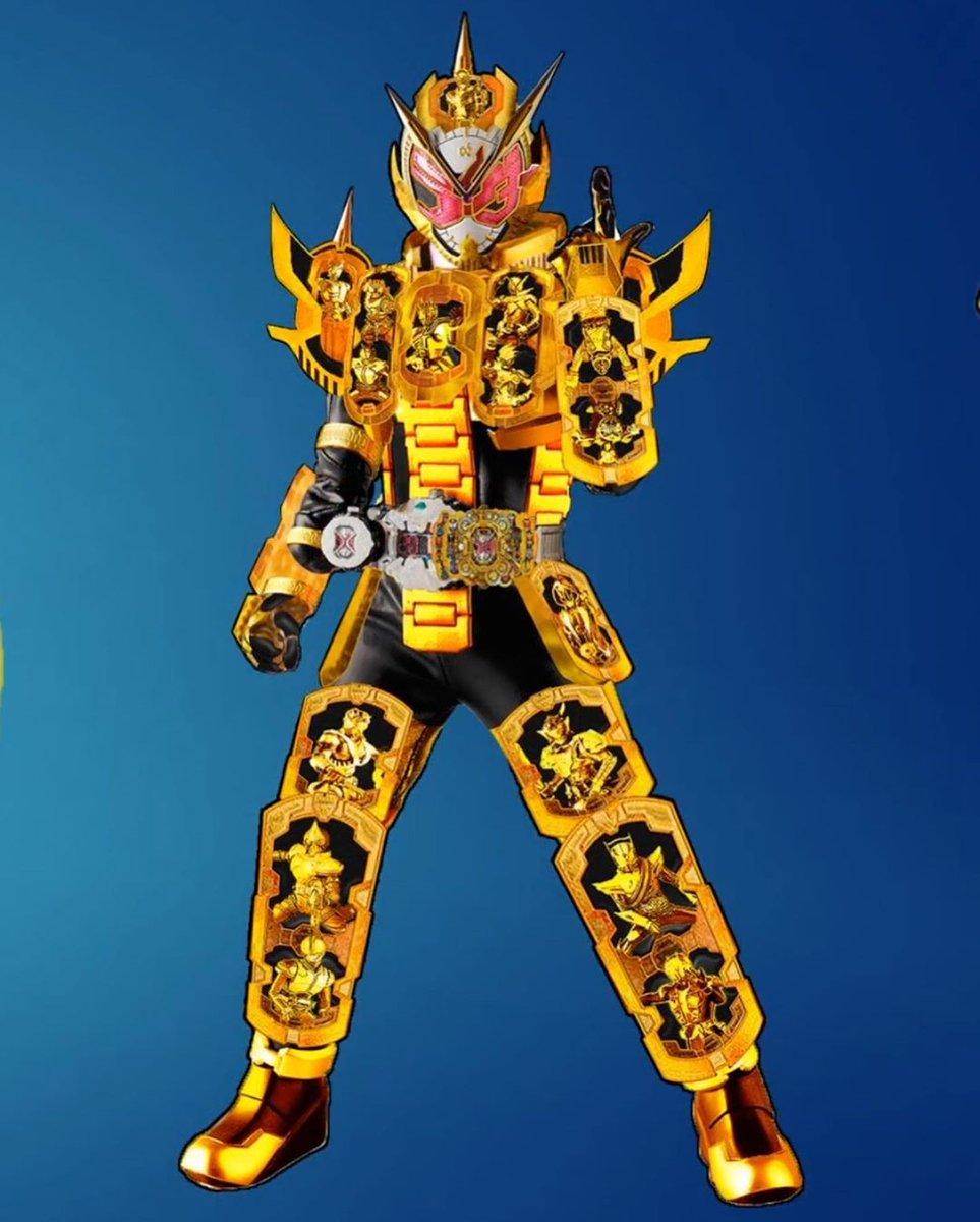 仮面ライダーグランドジオウ 「高品質で写真」 Kamen Rider Grand ZI,O (Photo In High Quality)  仮面ライダージオウ グランドジオウ 最後フォームpic.twitter.com/