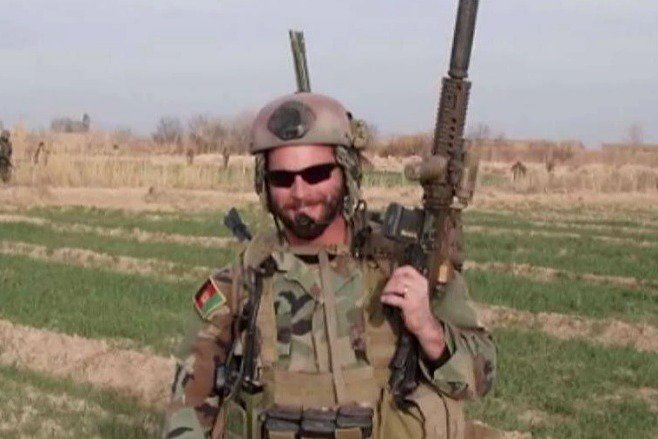 Grotesque is the way 2 Marines were slaughtered when the Taliban Bomb-maker set off his IED.  He was later ambushed on the way back to his killing operation - after being captured with detonators and explosives and being released IAW the ROE. #McQuery #Johnson #pardonmatt<br>http://pic.twitter.com/cAIWB0CQ8P