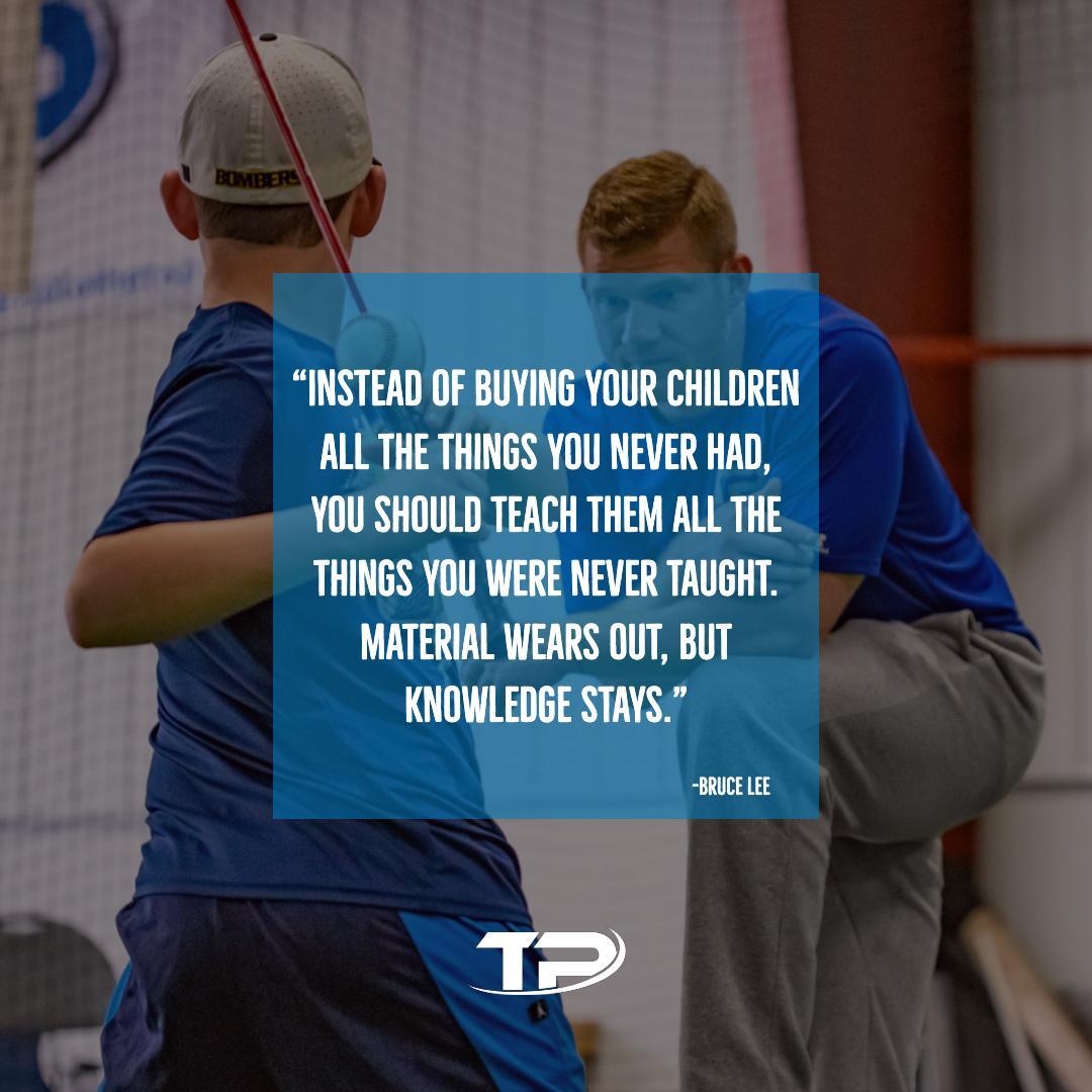 Top Prospects Training Facility's photo on #MotivationMonday